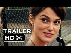 Begin Again Official Trailer - Keira Knightley, Adam Levine - A dejected music business executive forms a bond with a young singer-songwriter new to Manhattan. Movies 2014, Hd Movies, Movies To Watch, Movies Online, Maroon 5, Adam Levine Movie, Begin Again Movie, Keira Knightley Movies, Trailer Peliculas