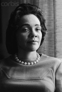 No abundance of material goods can compensate for the death of individuality and personal creativity. Coretta Scott King