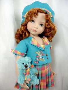 dianna effner little darling dolls | Just what season IS this?????""