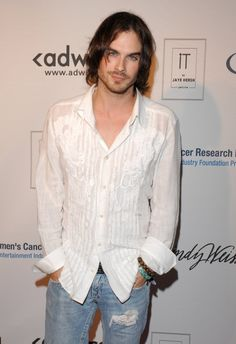 Pin for Later: Proof That Ian Somerhalder Just Keeps Getting Hotter 2006