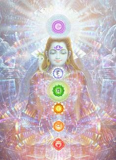 ✨ Master Consciousness Channeling Divine Energy of Love & Light ✨