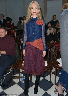 Muse: The Blue Crush star recently jetted to LA from New York, where she graced many front...