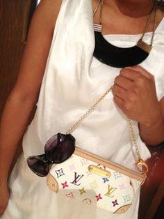 Look do dia: all white | Passaporte do Luxo