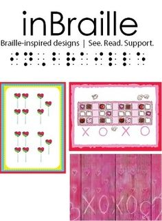 Valentine's Day Gift and Craft Ideas for Parents of Children Who Are Blind or Visually Impaired - FamilyConnect: for parents of children with visual impairments