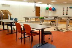 Many teams within Custer came together to provide design insight, furnishings, technology and architectural products for Mary Free Bed's 6 floor 167 patient room expansion project. The project included patient rooms, day space, exam rooms and therapy gym furnishings - along with the integration of Room Wizards and A/V equipment throughout the space.
