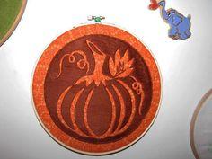 Pumpkin hoop