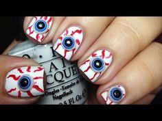 3D Eyeball Halloween Nails http://www.youtube.com/watch?v=zHRTLOtdRwQ