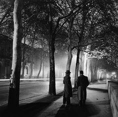 nevver: Paris La Nuit, Roger Schall