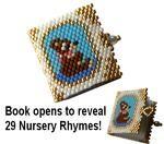 ThreadABead Nursery Rhyme Book Kit by ThreadABead