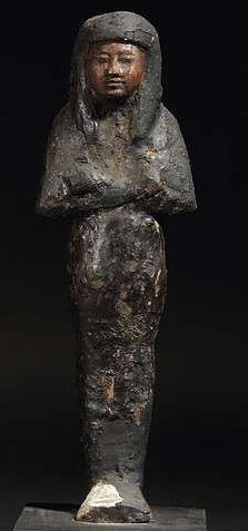 A terracota Ushabti (statuette), probably a supervisor figurine; Ancient Egypt, Ancient History, African Origins, Geology, Black History, Egyptians, Draw, Culture, Statue