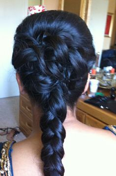 Bridal Hair Party Bride Brides Updo Half Up Down Styles Soft And Simple Bridesmaid Indian