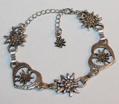 Women's dirndl bracelet von Edelweiss51 auf Etsy