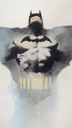 Batman •Shelton Bryant