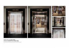Ikea great idea for advertising in a elevator. Gran Idea de Publicidad Ikea en elevador. Sigueme en Twitter: @johnnymatosrd.