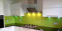green kitchen - Recherche Google