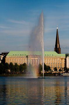 ✝☮✿★ Hamburg ✝☯★☮ Alster, Germany