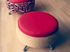 Imagini pentru muebles ecologicos con llantas