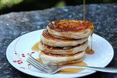 GF pancakes | Bakepedia