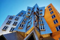 M.I.T's Stata Center - The Top Instagrammed Design Destinations In The U.S. - Photos