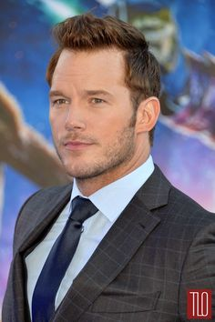 Chris Pratt - Who'da thunk it???