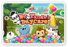 More than 1000 different interactions as well as role play elements like playing, putting animals to sleep, cooking, feeding them, making music and much more!  https://itunes.apple.com/us/app/dr.-pandas-daycare/id575812869?mt=8      https://play.google.com/store/apps/details?id=com.tribeplay.drpandakindergarten      http://www.amazon.com/TribePlay-Dr-Pandas-Daycare/dp/B00A3NR5O8