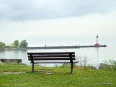 Waterworks Park, Oakville Ontario, Oakville pier, Lake Ontario, Jenny Kotulak photo Ontario, Outdoor Furniture, Outdoor Decor, Photos, Community, Spaces, Park, Pictures, Parks