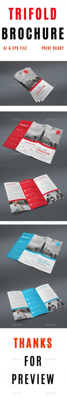 Trifold Brochure - Brochures Print Templates Download here : https://graphicriver.net/item/trifold-brochure/19692836?s_rank=12&ref=Al-fatih