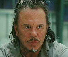 Mickey Rourke as Ivan Vanko