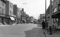 Photo of Brentford, High Street from Francis Frith Brentford, West London, Family History, Old Photos, Google Images, 1960s, Nostalgia, The Past, Street View