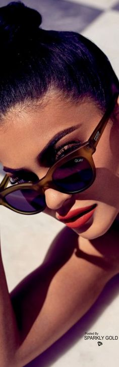 Kylie Jenner For Quay Australia Sunglasses