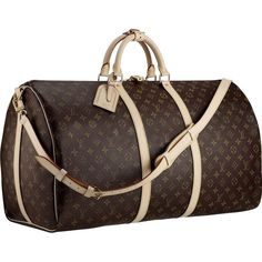 Louis Vuitton Outlet Online Monogram Canvas Keepall 60 With Shou