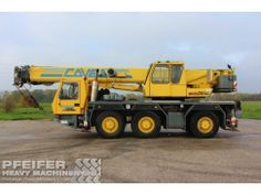 GROVE - GMK3050 Telescopic Crane  This used GROVE - GMK3050 is in an excellent technical and optical condition. If you are interested in a used machine, Pfeifer Heavy Machinery BV provides the machine you are looking for. #GROVE - #GMK3050 #Telescopic #Crane