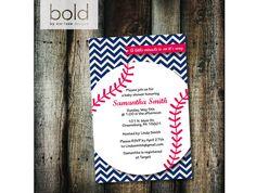 baseball baby shower invitation by on etsy