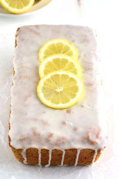 Gluten Free Lemon Poppyseed Bread from What The Fork Food Blog | whattheforkfoodblog.com