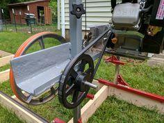 Super Sawframe Sawmill Parts Plete Carriage