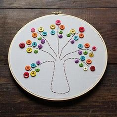 How did you learn to sew? Teach a basic skill to your grandkid with this fun and easy arty project.