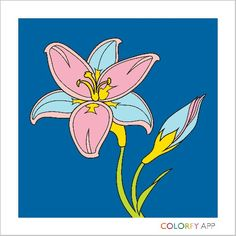 Cool game called Colorfy. Definitely check it out!