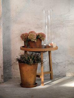 Pots with natural rust effect?! No way! Only Bovem have it! Donice z efektem rdzy?! Tego jeszcze nie było!