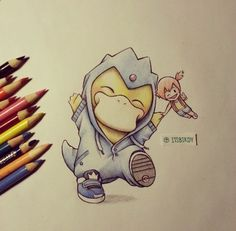 Day my psyduck is the most amusing pokemon ever. Remind me to give you extra peanut butter next time psyduck! Mewtwo Pokemon, Pokemon Pins, Pokemon Fan Art, Cute Pokemon, Pokemon Mignon, Pokemon Pictures, Funny Pictures, Catch Em All, Illustrations