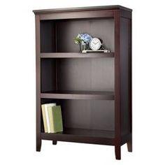 Threshold™ Carson 3-shelf Bookcase