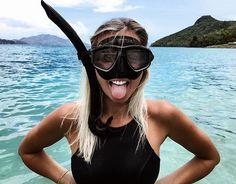 cutie @iambrittjones on holiday in the Natasha One Piece  #vitaminAswim #shoplinkinbio