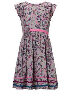 Blossom Bird Dress