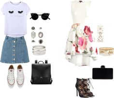 An Ordinary Lifestyle Book: FASHION LOW COST: Casual and Floral look!!