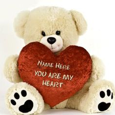 Get your name in beautiful style on You are my heart picture. You can write your name on beautiful collection of Love pics. Personalize your name in a simple fast way. You will really enjoy it.
