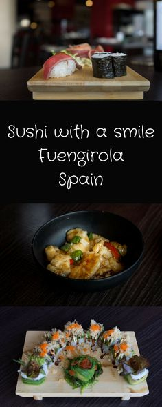 Restaurant Sukiyaki in Fuengirola Spain serves delicious Asian food. Read all on the blog. #restaurant, #asianfood #Fuengirola #sushi #spain