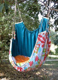 Awesome! Hammock, Cradle, Swing, Bed ZAZA Hammock