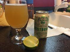Westbrook Key Lime Gose may be my new favorite beer! #FavoriteBeers #summershandy #beers #footy #greatnight #beer #friends #craftbeer #sun #cheers #beach #BBQ