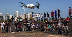 Airobotics crea un sistema automatizado para volar drones de forma ininterrumpida - http://www.hwlibre.com/airobotics-crea-sistema-automatizado-volar-drones-forma-ininterrumpida/