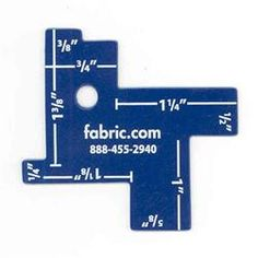 Fabric.com Measuring Tool