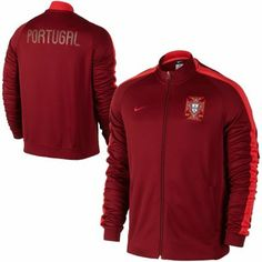 Nike Portugal World Cup Soccer Track Jacket